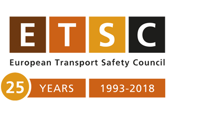 praise work related road safety awards 2018 etsc
